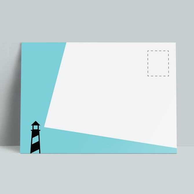 Louise Ashcroft Postcard Design