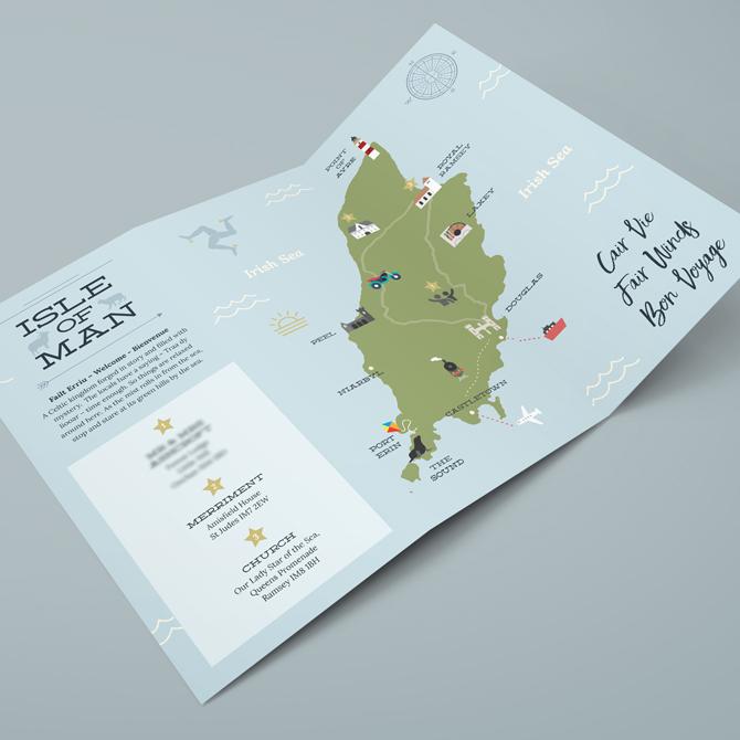 Louise Ashcroft Map Design