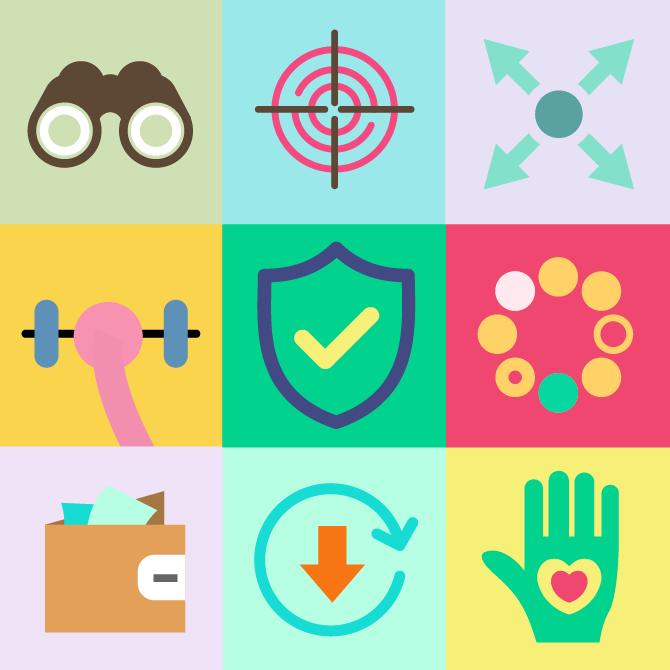 SuiteCRM Icon Designs