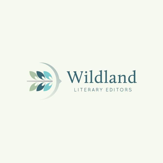 Wildland Literary Editors Logo Design